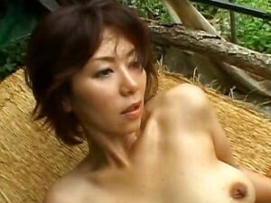Chisato Shouda Asian Mature Chick Gets Porn