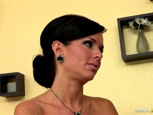 Johnny Comes Home One Day From Work To His Lovely Wife Veronica And She's Got Some News For Him. She's Not Cheating On Him, But Instead Finds Out That She Can Squirt! Johnny Jumps To The Occasion And Fucks The Living Squirt Out Of Her. Porn