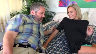 Emma Hix and Husband Fuck Her Young Stud Frie