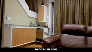 DadCrush - Stepdad Ties Up Young Stepdaughter