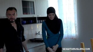 Beautiful innocent muslim girl fucked