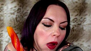 ASMR JOI Mouth Sounds, Cock Worship, Erotic, Triggers - AMY WYNTERS