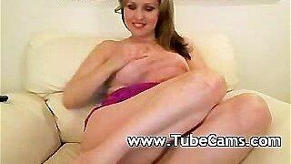 Big Tits and Big Nipples MILF