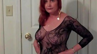 Redhot Redhead Show 8-25-2017 Pt. 3 (Lingerie Photoshoot)