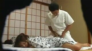 Special Massages at Onsen -2