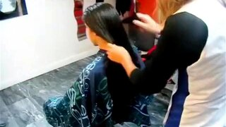 Something Seducirve about a Woman getting her hair washed