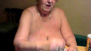 Granny With Big Boobs Fucking