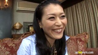 Aged Fifty Japanese Mature Woman 1