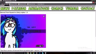 Banned From Equestria (Daily) speedrun A pony each day (current wr) 4:22