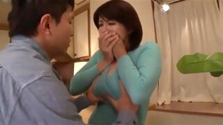 Milf get stripped naked by boy while her husband is working - OnMilfCam.com