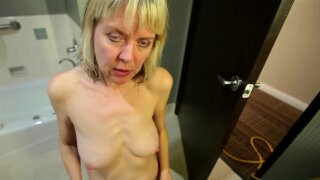 step MOM GETS MAD THEN SUCKS MY DICK