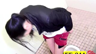 DLFF-044 The stupid girls -Girls likes to pee wearing underwear-